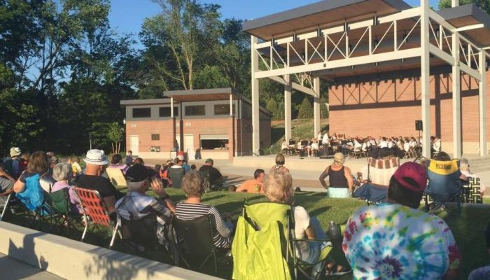 The new Thornapple Plaza will be the home to over 30 FREE Community Concerts this summer!