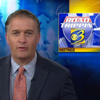 WWMT's segment featuring Downtown Hastings