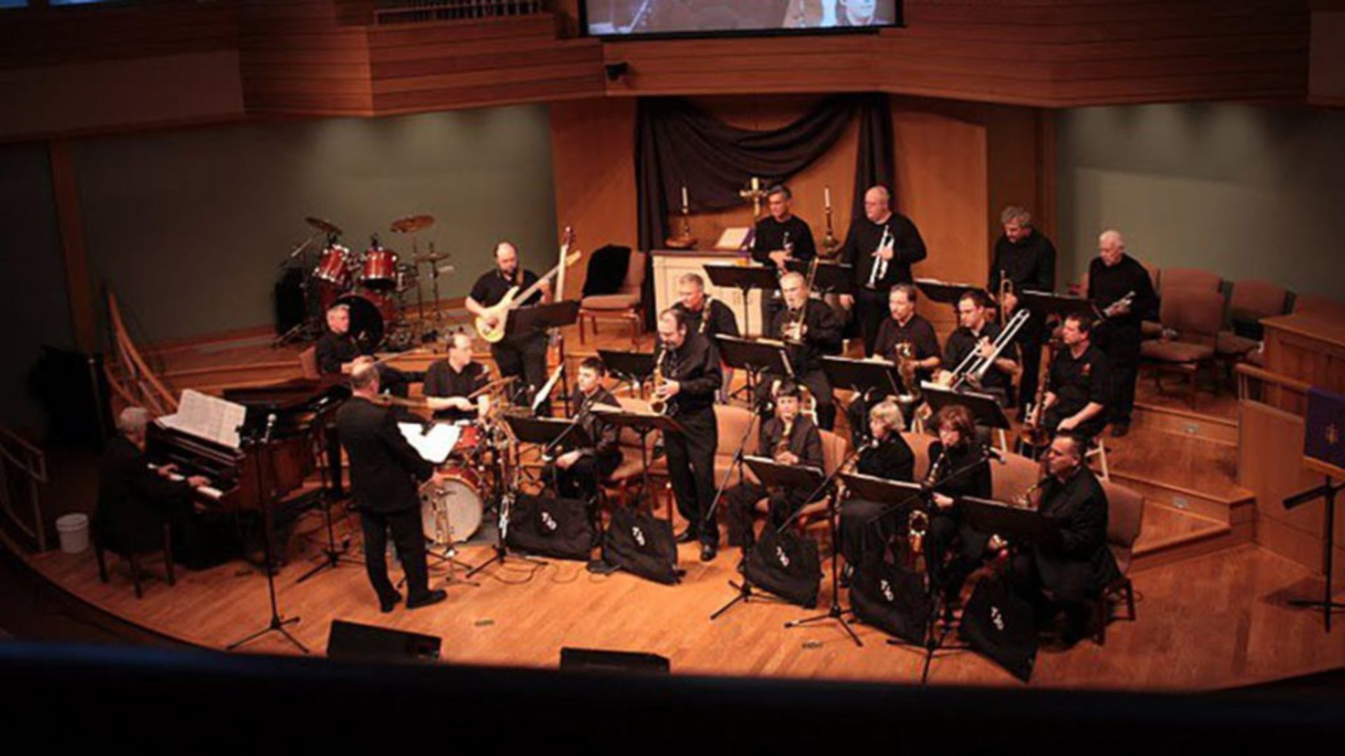 Thornapple Jazz Orchestra